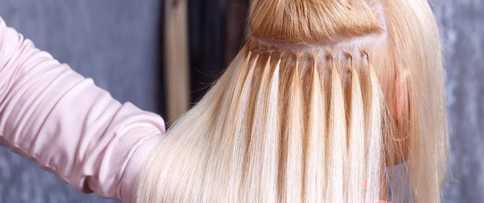 extensions de cheveux naturels à clips