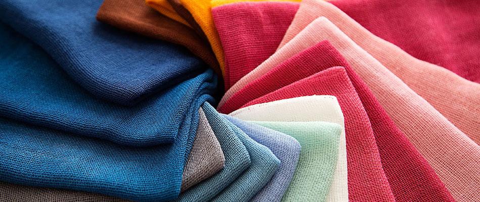 Les différents types de tissus