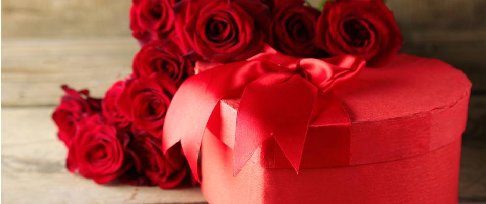 fleurs offrir pour la Saint-Valentin